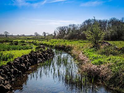 Photograph - Battlefield Of Dysert O'dea by James Truett