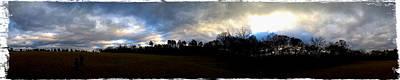 Photograph - Battlefield Skies by Carlee Ojeda