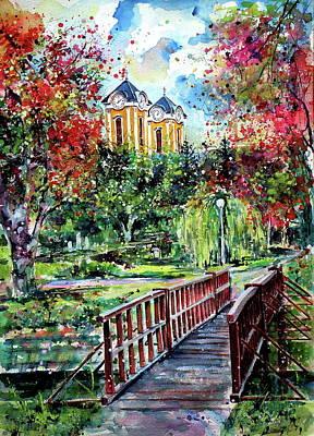 Painting - Battonya II by Kovacs Anna Brigitta