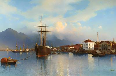 Bayside Painting - Batumi by Mountain Dreams