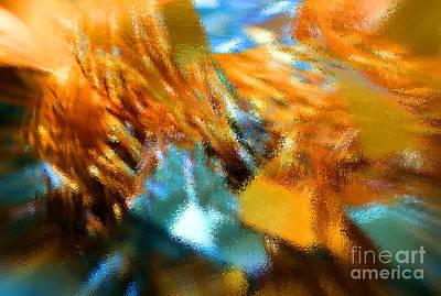 Photograph - Baubles Abstract by Karen Adams