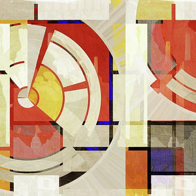 Bauhaus One Art Print