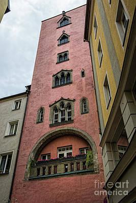 Baumburger Turm_6253 Art Print