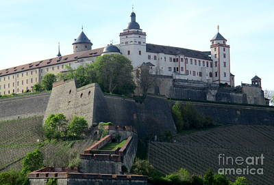 Photograph - Bavarian Castle 2 by Randall Weidner