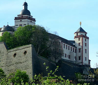 Photograph - Bavarian Castle 4 by Randall Weidner