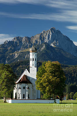 Photograph - Bavarian Church by Brian Jannsen