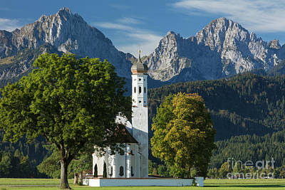 Photograph - Bavarian Church II by Brian Jannsen