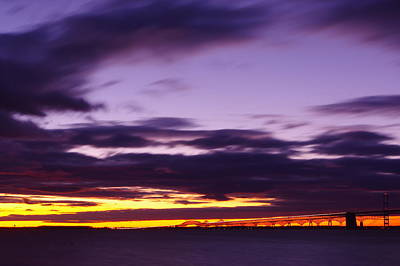 Photograph - Bay Bridge 3 by Buddy Scott
