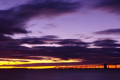 Photograph - Bay Bridge 3 by Buddy Scott