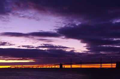 Photograph - Bay Bridge 4 by Buddy Scott