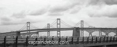 Photograph - Bay Bridge 4 by Captain Debbie Ritter