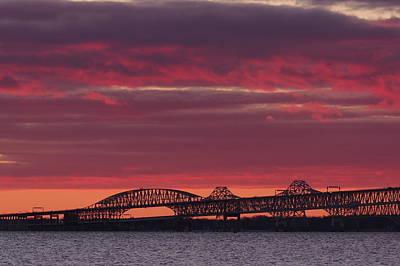 Photograph - Bay Bridge 7 by Buddy Scott