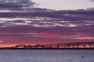 Photograph - Bay Bridge 8 by Buddy Scott