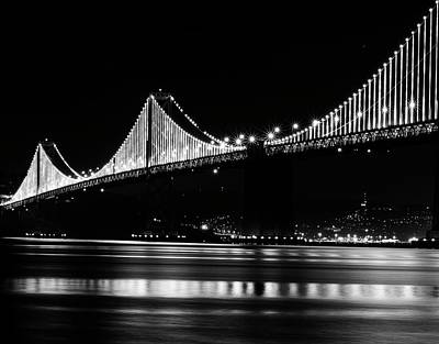 Photograph - Bay Bridge by Rand