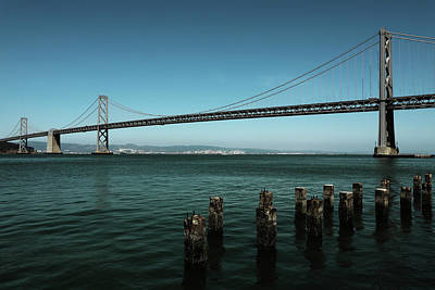 Photograph - Bay Bridge  by The Artist Project