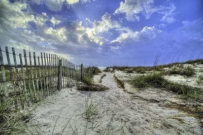 Panama City Beach Fl Photograph - Bay County Beaches by JC Findley