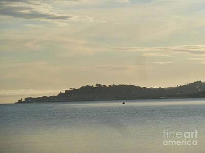 Photograph - Bay De Saint Tropez Winter by Rogerio Mariani