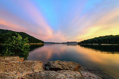 Photograph - Bay Light by Michael Scott