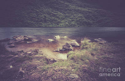 Photograph - Bay Lough 1 by Marc Daly