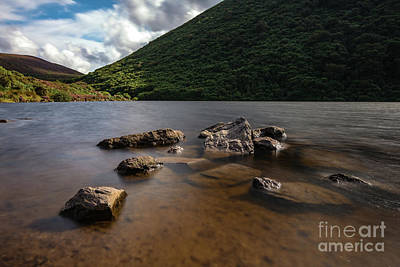 Photograph - Bay Lough 2 by Marc Daly
