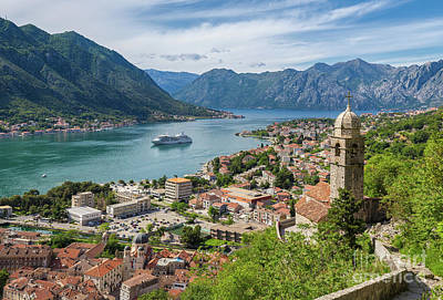 Photograph - Bay Of Kotor by JR Photography
