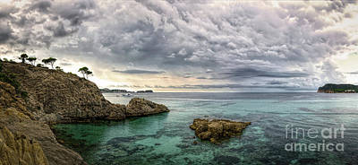 Photograph - Bay Of Paguera by Daniel Heine