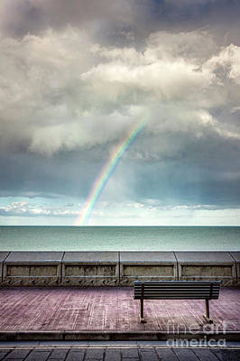 Royalty-Free and Rights-Managed Images - Bay Of Rainbows by Evelina Kremsdorf