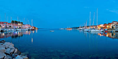 Photograph - Bay Of Sali Evening View by Brch Photography
