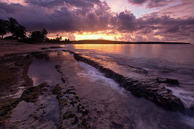 Photograph - Bay Sunrise by Patrick Downey