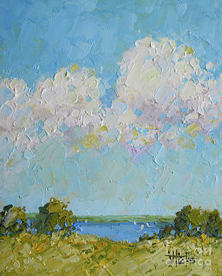 Painting - Bay View by Joyce Hicks