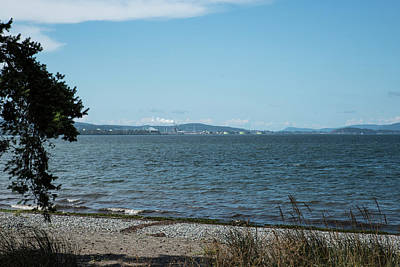 Photograph - Bay View To Anacortes by Tom Cochran
