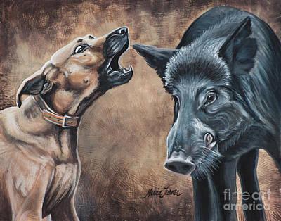 Baydog Original by Monica Turner