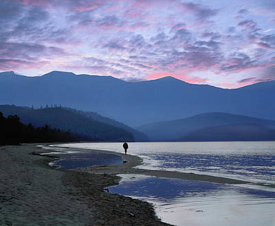 Photograph - Baykal Lake by Vladimir Kholostykh