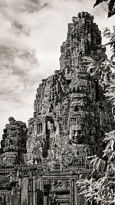 Fruits And Vegetables Still Life - Bayon Tower #2 by Stephen Stookey
