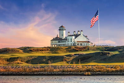 Photograph - Bayonne Golf Club by Susan Candelario