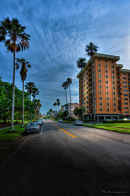 Skys Photograph - Bayside by Marvin Spates