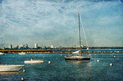 Photograph - Bayview by Susan McMenamin