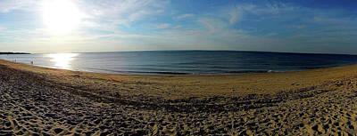Photograph - Bayville Beach by Steve Doris