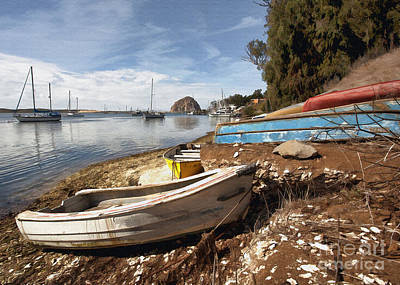 Photograph - Baywood Boats II by Sharon Foster