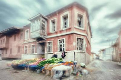 Photograph - Bazaar by Okan YILMAZ
