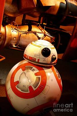 Photograph - BB8 by Afrodita Ellerman