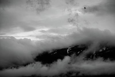 Photograph - Bc Mist by Ryan Heffron