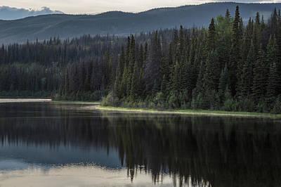 Photograph - Bc Reflections by Ryan Heffron