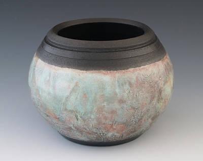 Pottery Photograph - Bcj View 2 by Beth Shearon