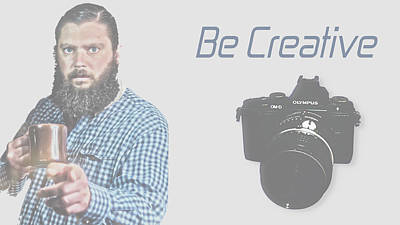 Photograph - Be Creative by Philip A Swiderski Jr