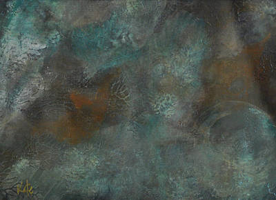 Painting - Be Gracious Unto Me by Kate Word