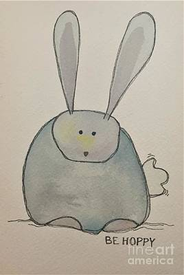 Painting - Be Hoppy by Tonya Henderson