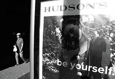 Photograph - Be Hudson by The Artist Project