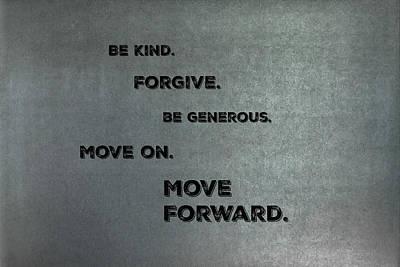 Be Kind #1 Art Print