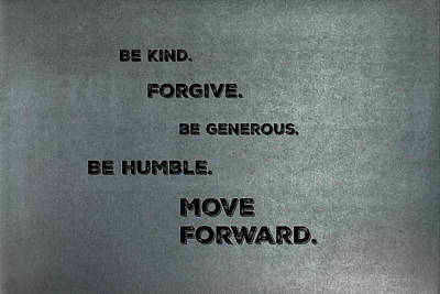 Be Kind #2 Art Print